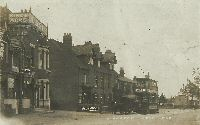 King's Arms pub about 1911