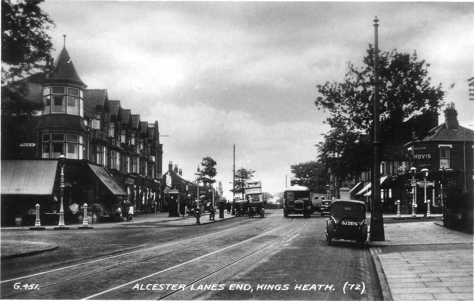 Alcester Lane's End