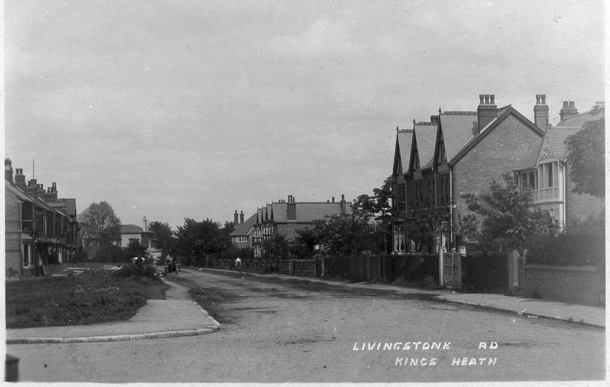 Livingstone Road 1911